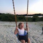 Charley Shafir's sunset swing