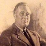 President Franklin D. Roosevelt began by admiring and consulting with Howard; then publicly turned against him.